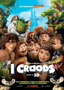I Croods 21marzo