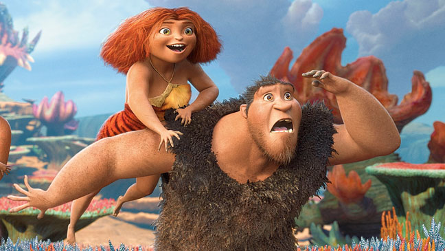 I Croods: Come d'incanto