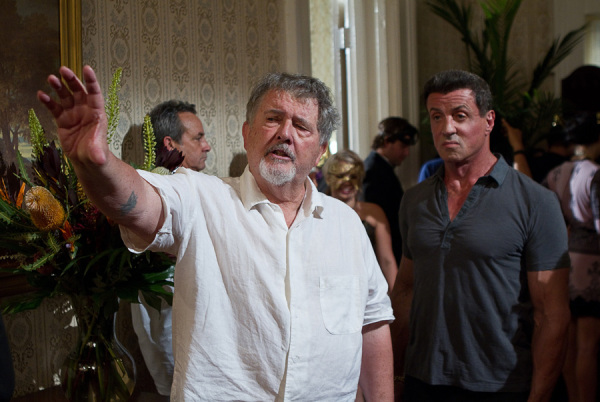Walter Hill, la storia sul Red Carpet