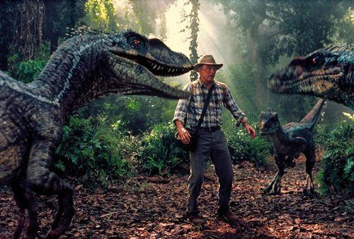 Jurassic Park: Come ti clono il dinosauro