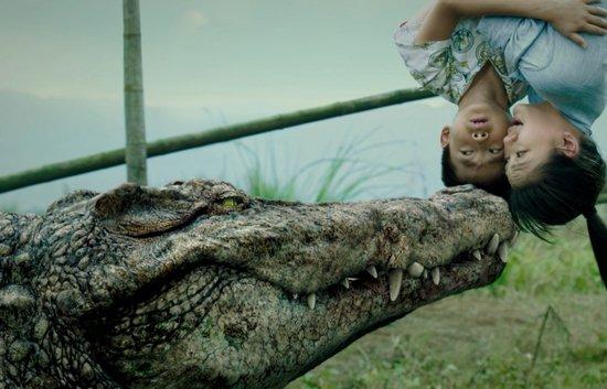 Million Dollar Crocodile: I coccodrilli piangono