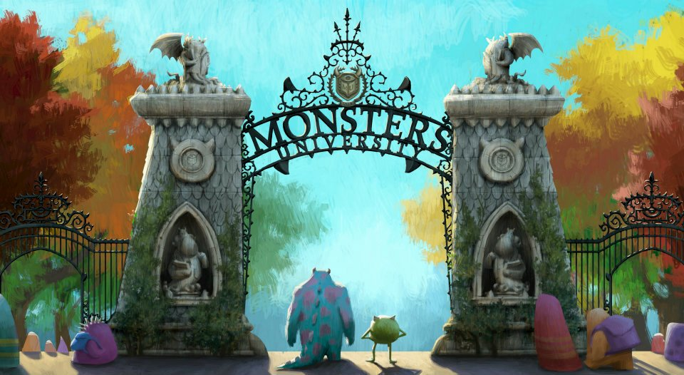 Monster University premia gli studenti italiani
