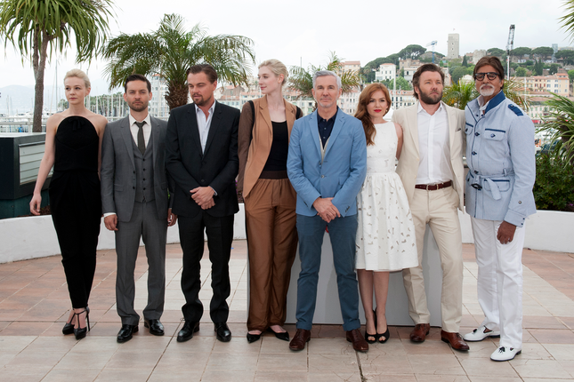 Film cast - Photocall - The Great Gatsby2