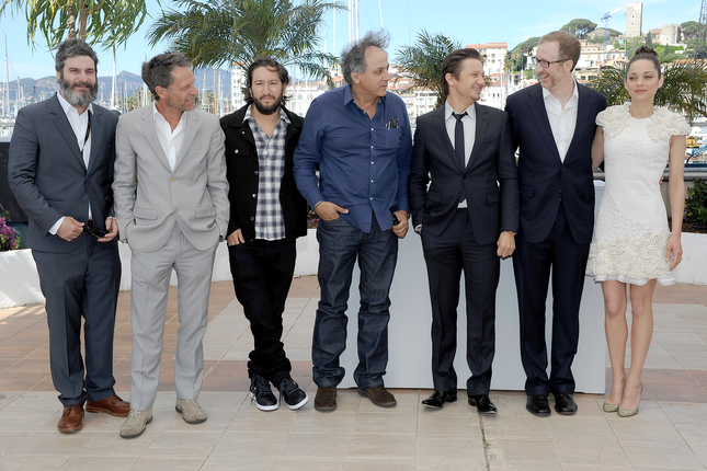 Film cast - Photocall - The Immigrant