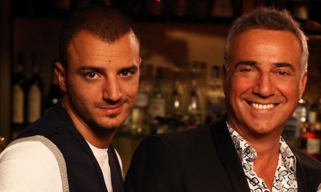 Nicolas Vaporidis e Massimo Ghini fanno Outing