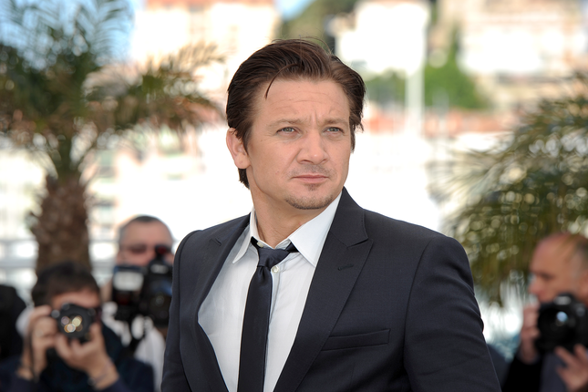 Jeremy Renner - Photocall - The Immigrant