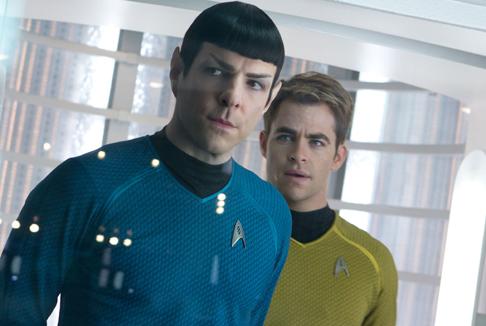 Star Trek Into Darkness: Nuova luce nelle tenebre