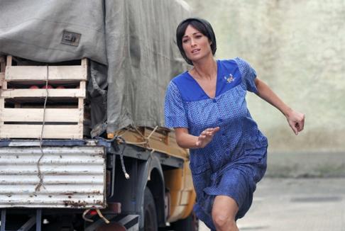 Manuela Arcuri è Pupetta