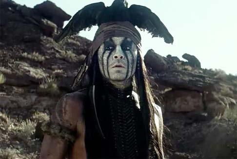 The Lone Ranger: Il western si mette la maschera