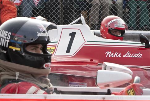 """""""Rush"""", Hunt vs Lauda. Il racconto di Ron Howard"""