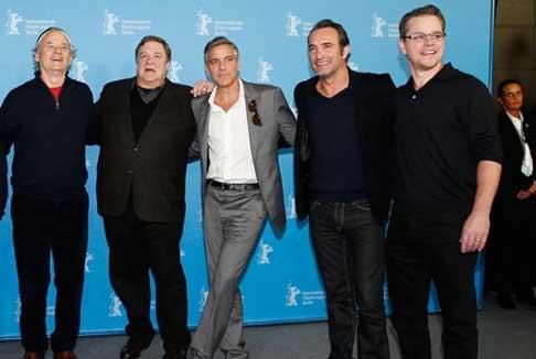 Berlinale 2014: 'The Monuments Men Show'