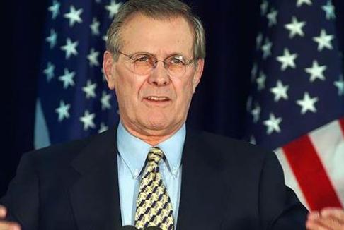 The Unknown Known: A tu per tu con Donald Rumsfeld