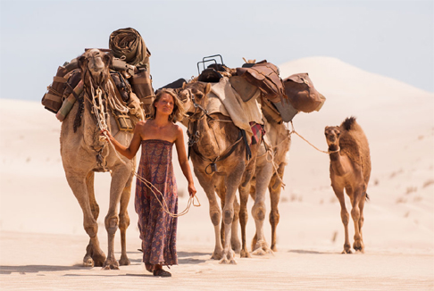Tracks – Attraverso il deserto: Viaggi…