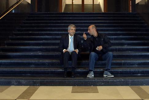 Pinuccio Lovero – Yes I Can: Pinuccio for president!