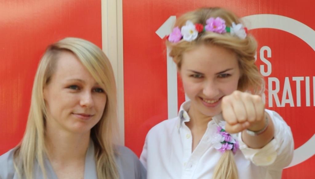 Femen – L'Ucraina non è in vendita arriva in sala: parola alle Femen!