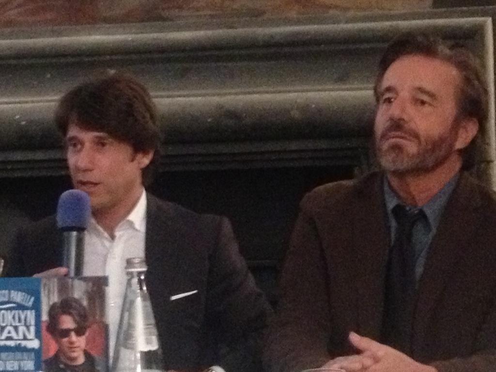 "De Sica: ""Cinepanettone? Meglio la carbonara a L.A."""