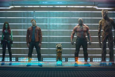 Guardiani della Galassia: Guerre Stellari sulle note del pop
