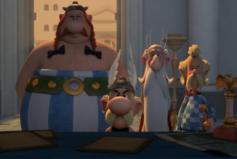 Asterix e il regno degli dei: Sono pazzi questi Galli!
