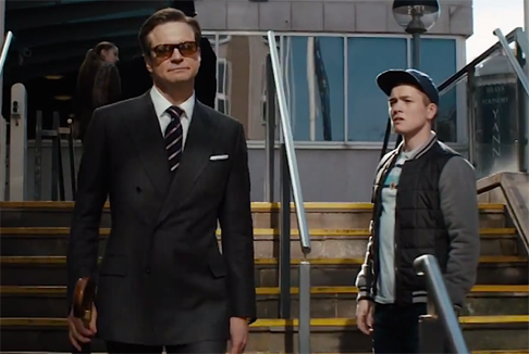 Kingsman – Secret Service: James Bond per millennial