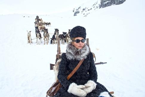 Berlinale 2015: Glaciale Binoche in 'Nobody wants the night'