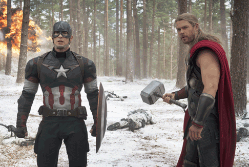 Weekend al cinema: da The Avengers a Le Frise Ignoranti