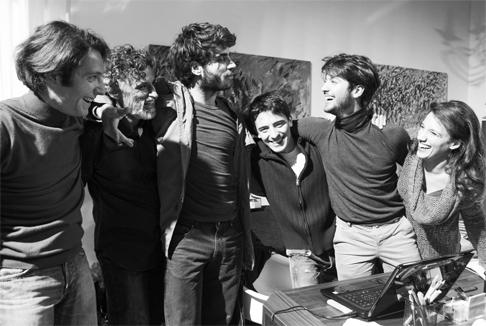 Nomi e Cognomi: a Roma l'anteprima del film di Sebastiano Rizzo