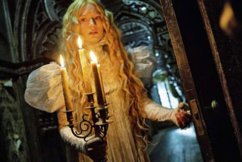Crimson Peak: il trailer italiano dell'horror di Guillermo del Toro