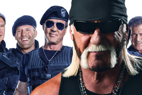 I mercenari 4: Stallone pensa a Hulk Hogan
