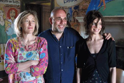 La pazza gioia: Via alle riprese del nuovo film di Virzì