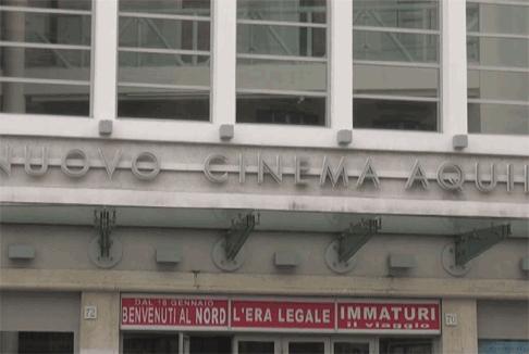 Nuovo Cinema Aquila di Roma: Resistere, resistere, resistere…