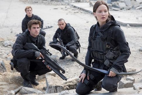 Hunger Games: Il Canto della Rivolta – Parte II, finalmente online il primo trailer italiano