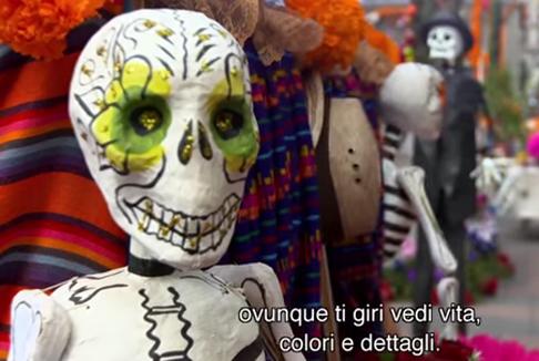 Spectre: le immagini dal set messicano