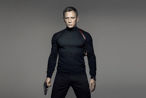 Terminate le riprese di 007 Spectre