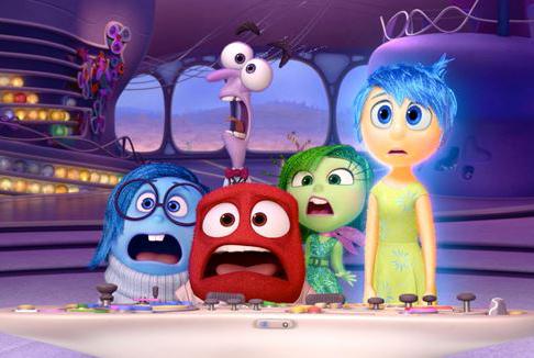 Inside Out: ecco il trailer ufficiale in italiano