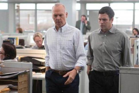 Spotlight: online il trailer del film con Michael Keaton e Mark Ruffalo