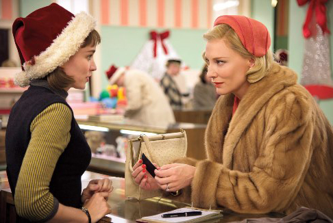 Carol: Elegia di un amore