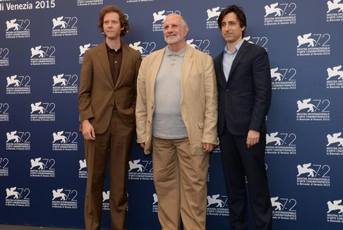 Venezia 72: De Palma, 'Per sopravvivere in questo settore? Servono ironia e costanza'