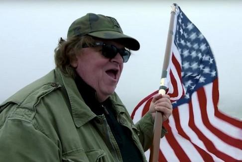 Michael Moore torna al cinema con Where to Invade Next