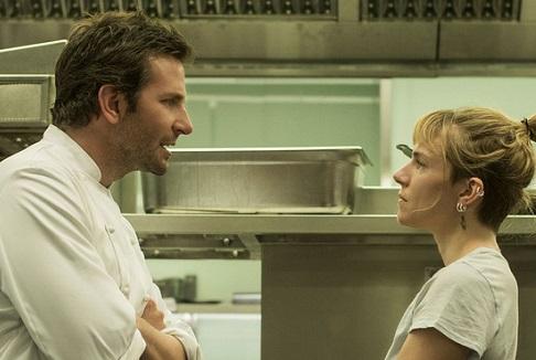 """Cooper-Miller-Scamarcio: """"Noi chef, a casa e sullo schermo"""""""