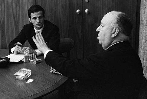 Hitchcock/Truffaut: una lezione di grande cinema