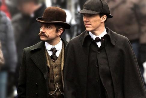 Sherlock: ecco il nuovo trailer della puntata speciale