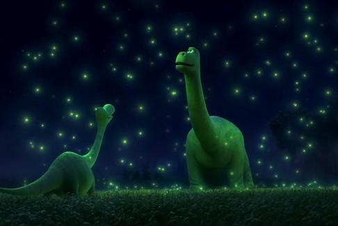 Il viaggio di Arlo: Piccoli dinosauri crescono