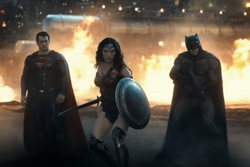 Batman v. Superman: Dawn of Justice, ecco il nuovo trailer