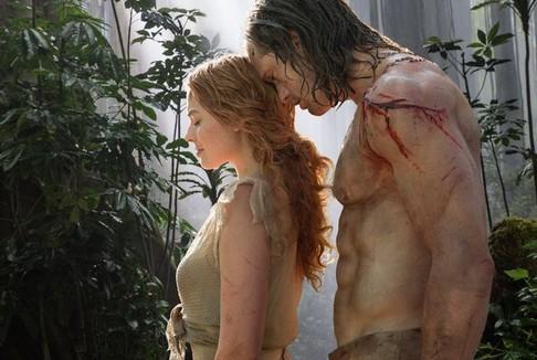 Online il trailer di The Legend of Tarzan