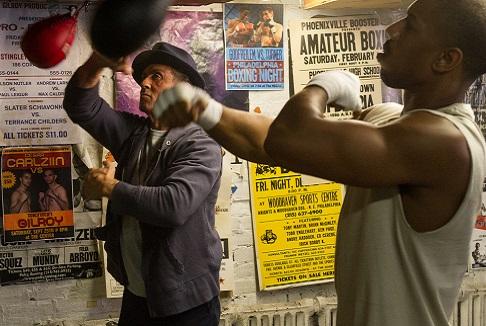 Creed – Nato per combattere: Di nuovo sul ring