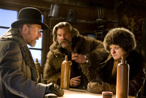 "The Hateful Eight: Tarantino, ""Le Iene in salsa western"""