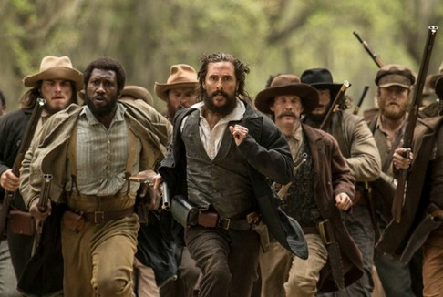 Matthew McConaughey nel trailer originale di Free State of Jones