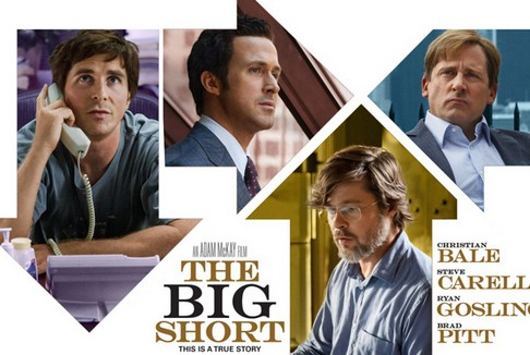 Per i produttori cinematografici USA, La Grande Scommessa è il miglior film dell'anno