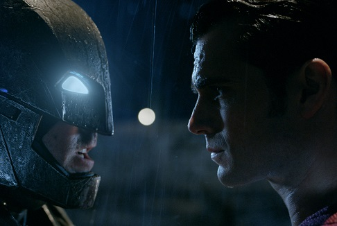 Batman v Superman: Dawn of Justice, Scontro fra titani