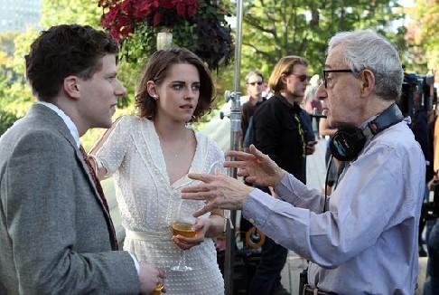 Cannes 2016: Café Society di Woody Allen aprirà il Festival